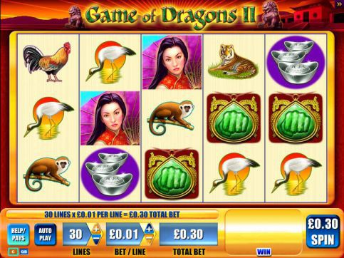 Game of Dragons 2