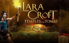 Machine à sous Lara Croft ® Temples and Tombs™ de Microgaming