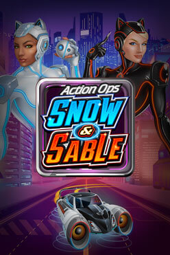 Action Ops Snow and Sable